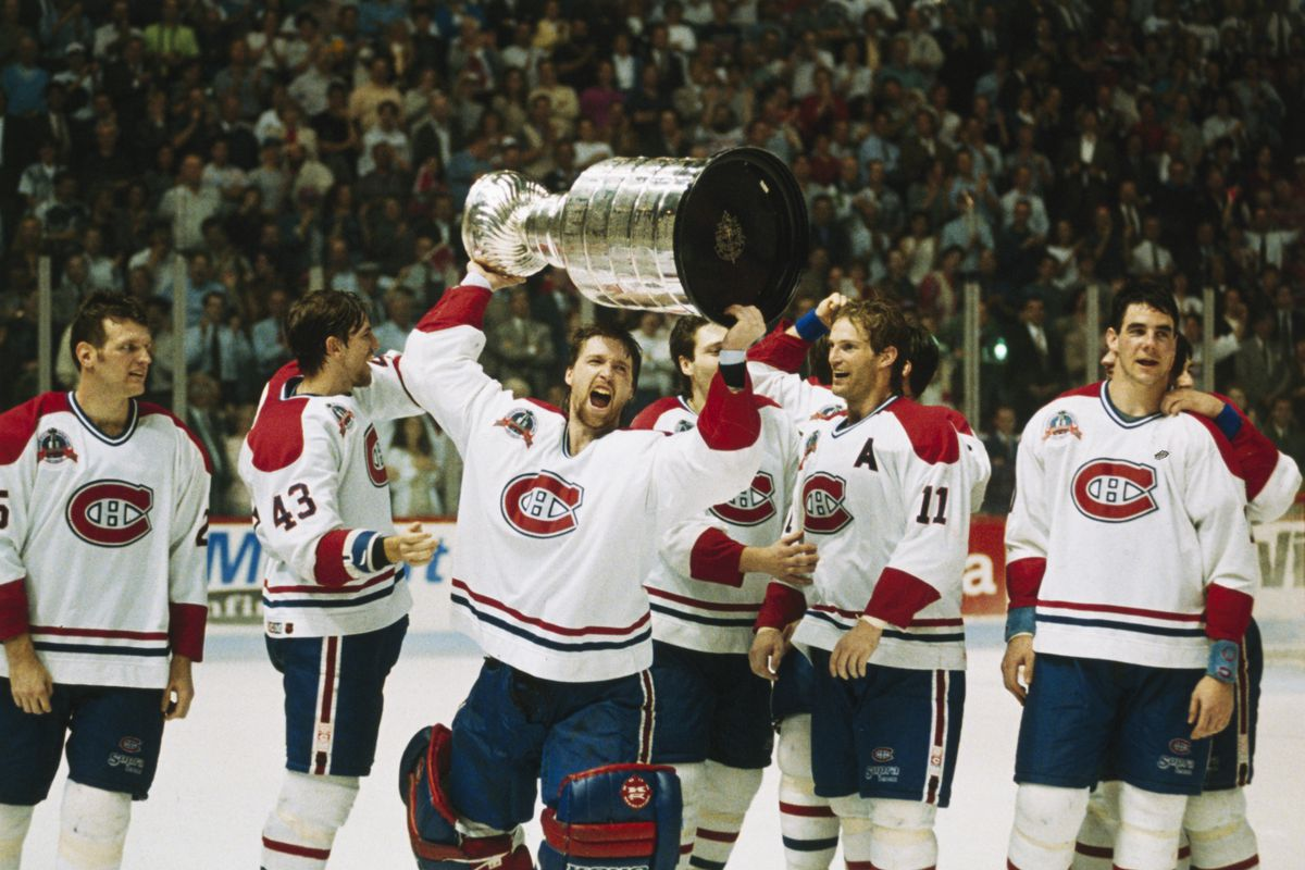 1993 Stanley Cup Final - Game Five - Los Angeles Kings v Montreal Canadiens