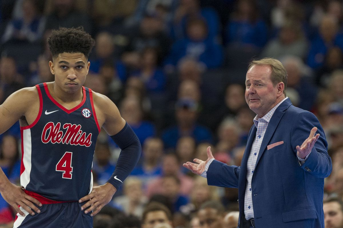 NCAA Basketball: Mississippi at Memphis