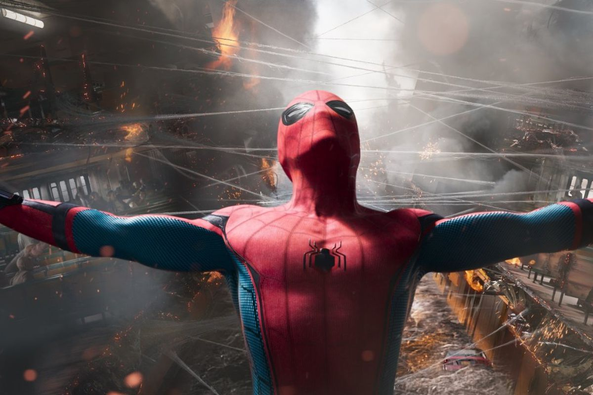 Image result for spider - man homecoming