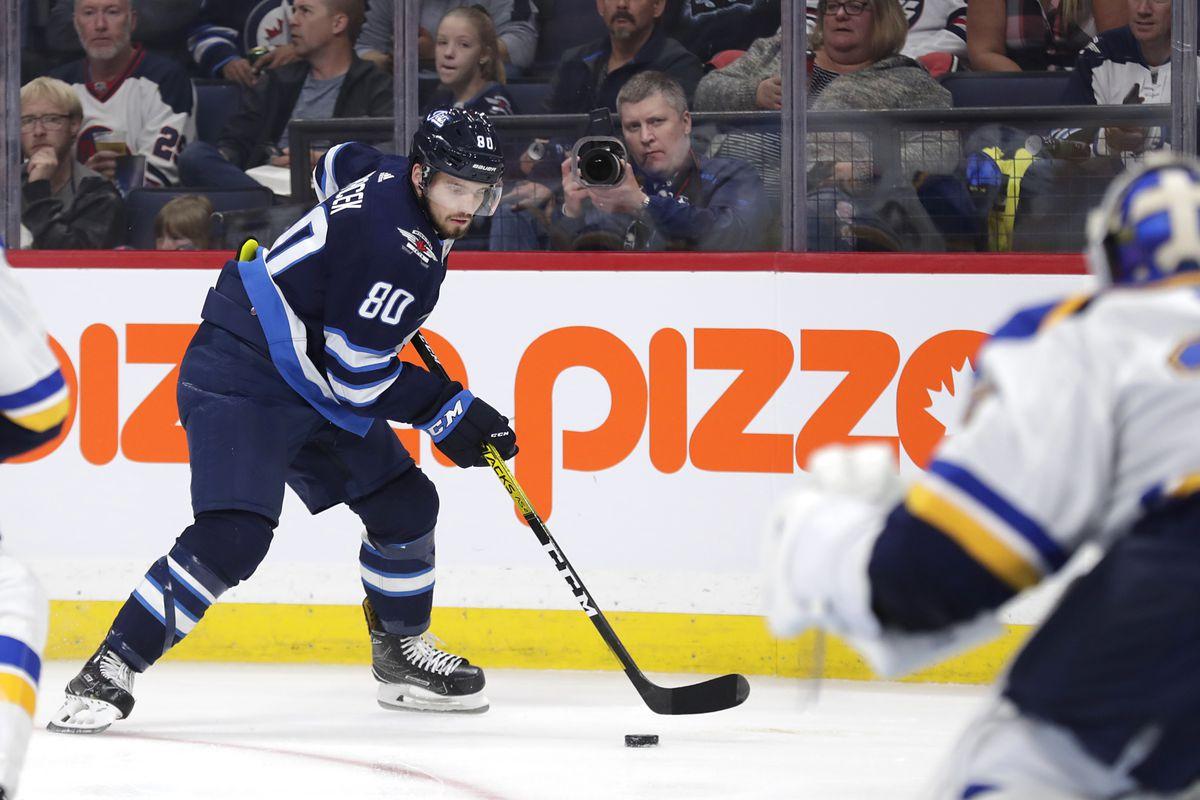 NHL: Preseason-St. Louis Blues at Winnipeg Jets