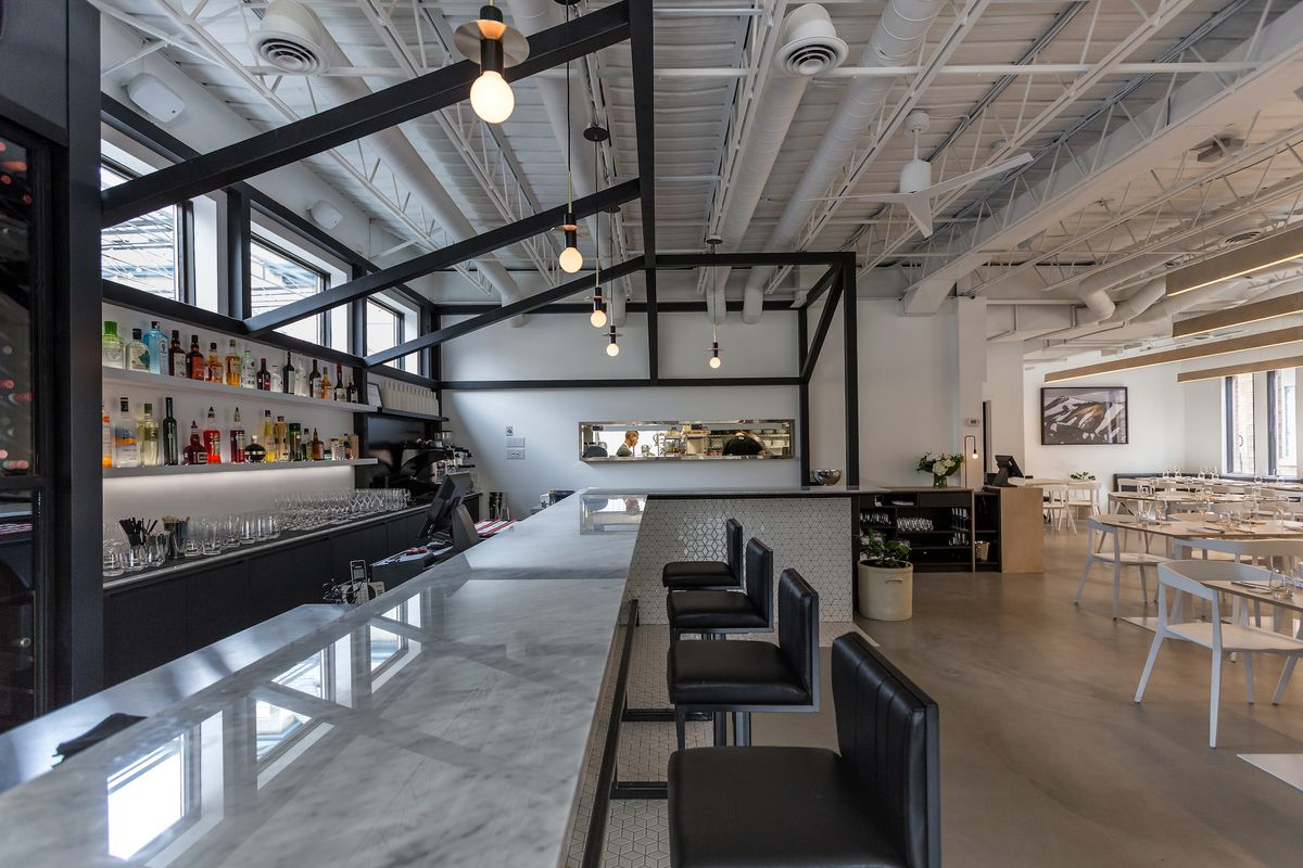 At Hvor, Chef S'Arto Chartier-Otis Has a Stunning Griffintown Home