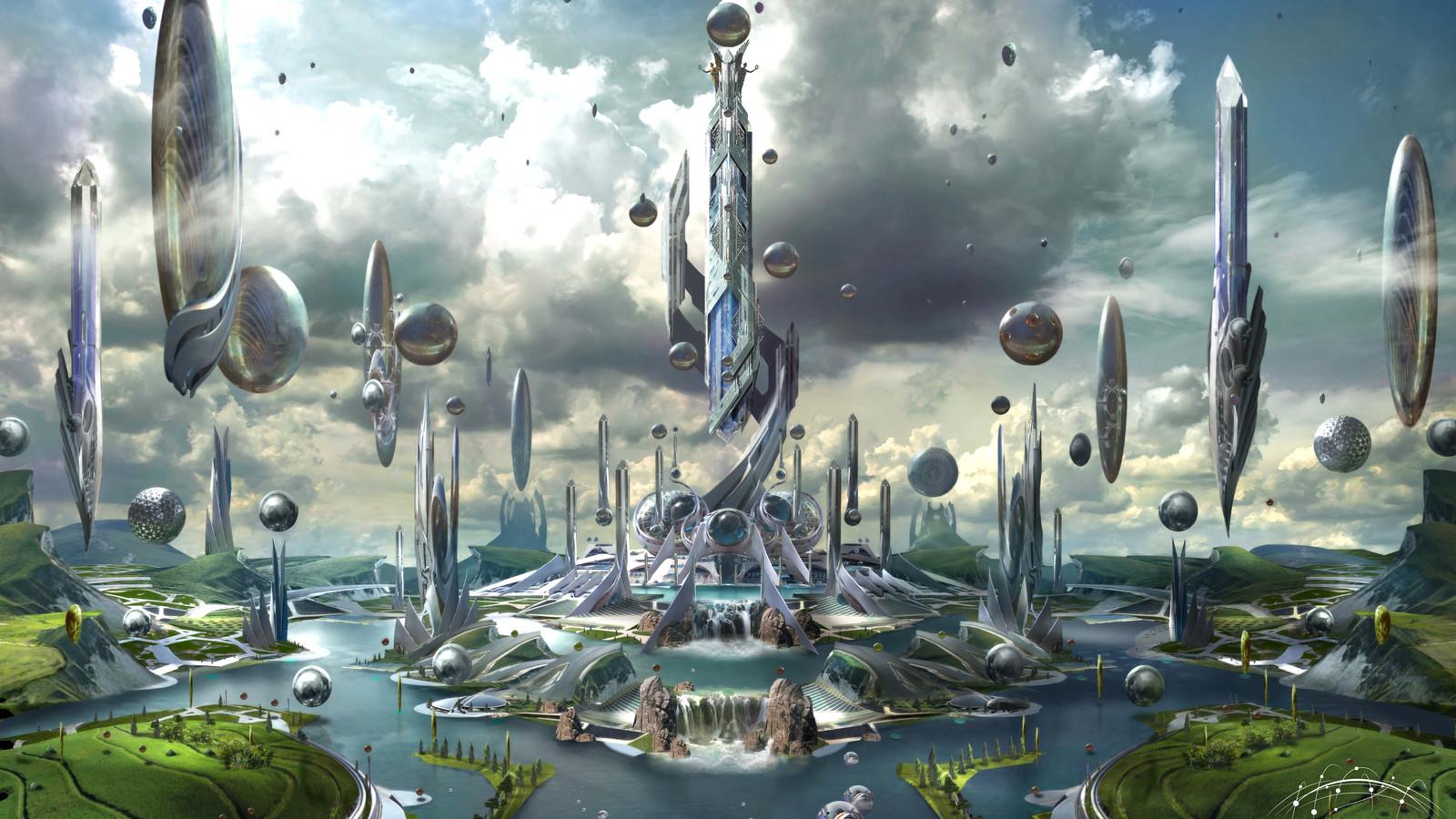 The Virtual World S Fair Is Where Vr Hype Meets Theme