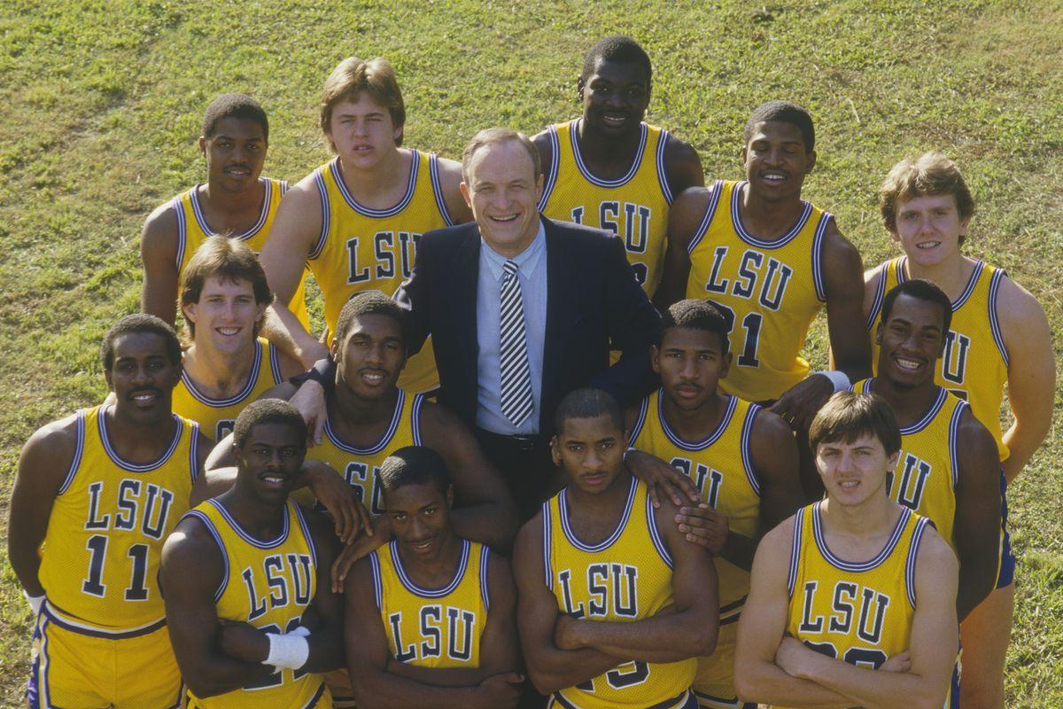 LSU Basketball Team