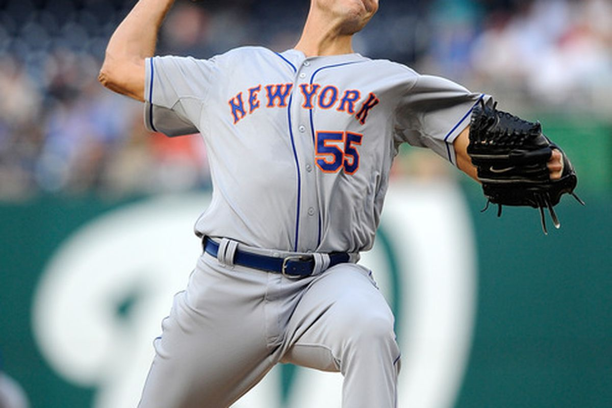 The New York Mets are trying to turn things around in Tampa Bay against the Rays.  (Photo by Patrick McDermott/Getty Images)