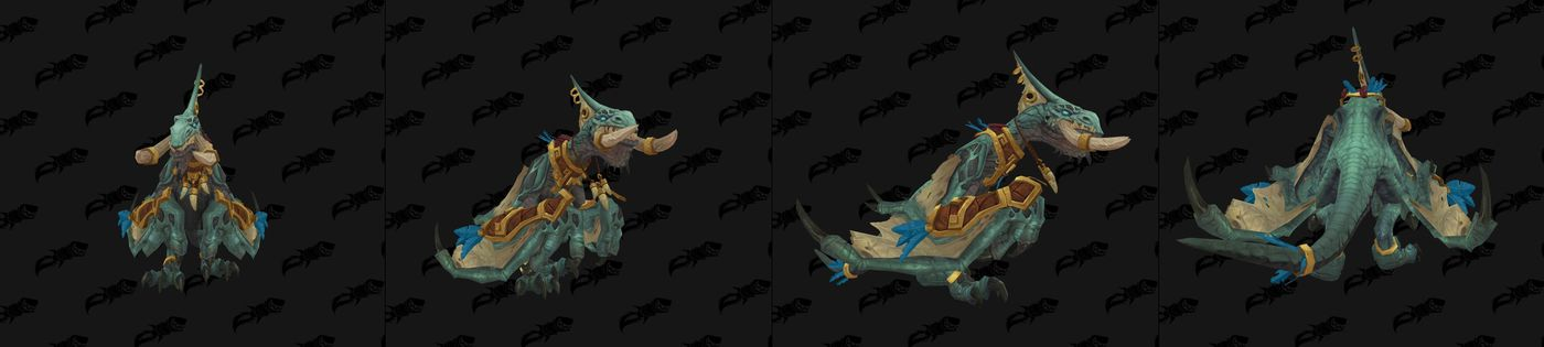 Zandalari Troll Druids are getting their own forms in World of