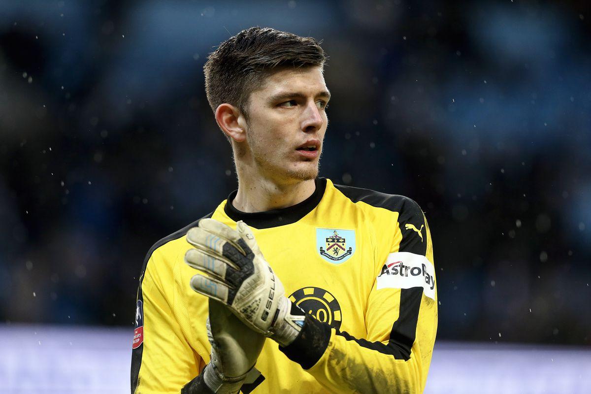 Nick Pope - Burnley - Premier League