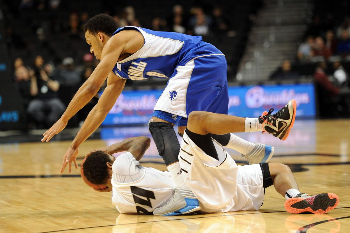 Seton Hall had to scrap for their eleventh win of the season.