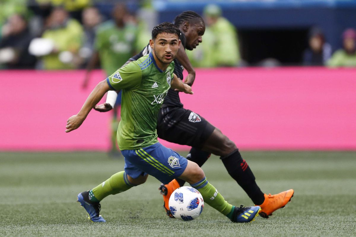 Sounders at D.C. United, updates: Sounders fall 2-0