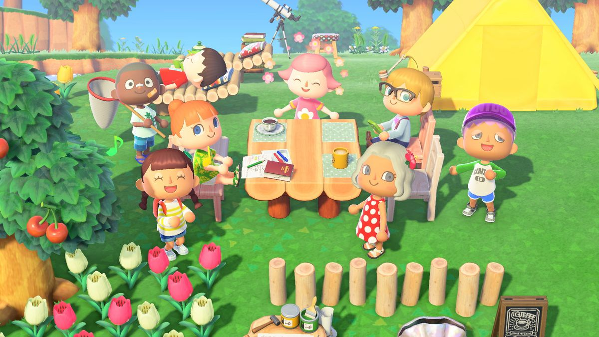 Animal Crossing: New Horizon – One Year On