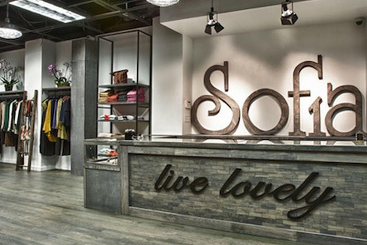 """Image via <a href=""""http://cheekychicago.com/event/sofia-boutique-chicago"""">Cheeky Chicago</a>"""