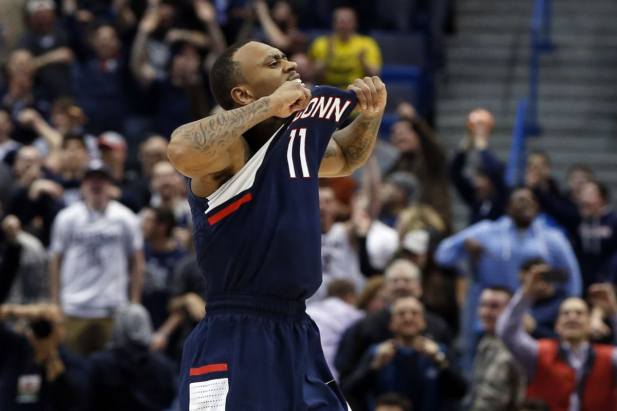 Ryan Boatright and the Huskies look to ruin the selection committee's day.