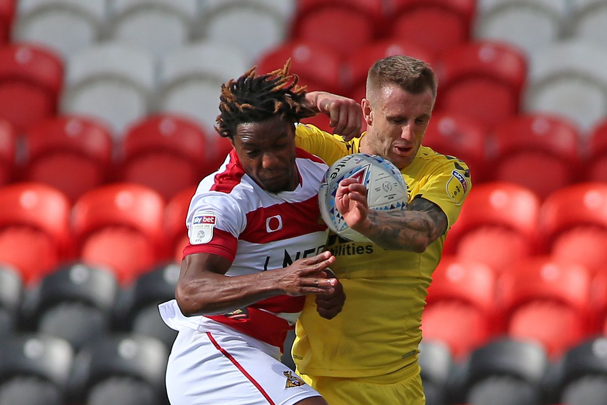 Doncaster Rovers v Fleetwood Town - Sky Bet League One