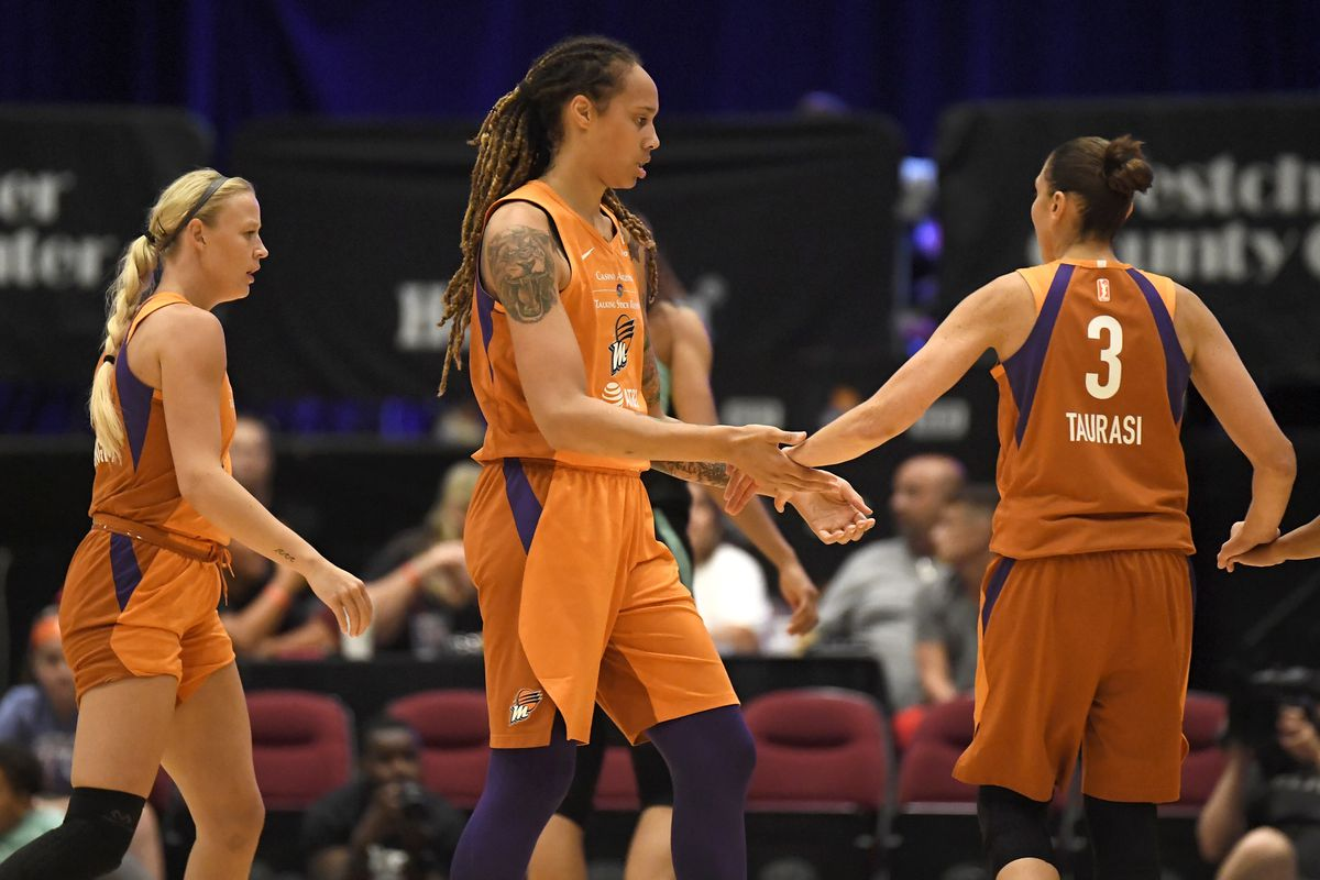 Liberty eliminated from playoffs as Griner and Taurasi return and dominate for Mercury