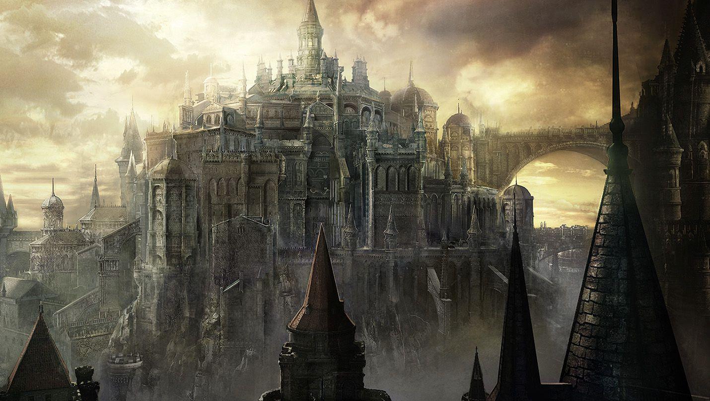 Dark Souls 3 art