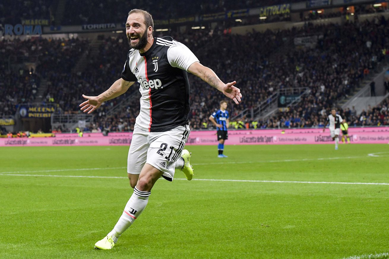 OFFICIALLY OFFICIAL: Gonzalo Higuain leaves Juventus by mutual consent