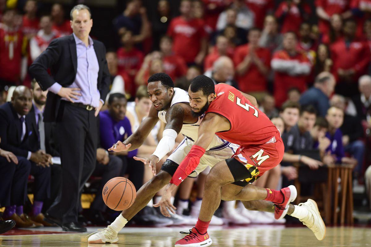 NCAA Basketball: Northwestern at Maryland