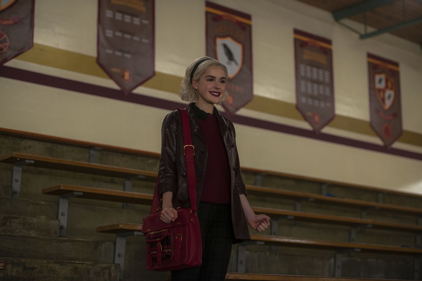Netflix's Chilling Adventures of Sabrina keeps the Harry