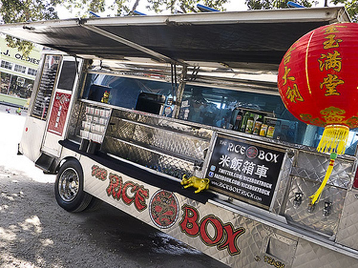 Rice Box Truck is one of our top Chinese food picks