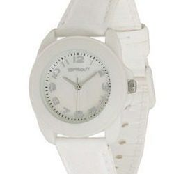 """<a href=""""http://www.zappos.com/sprout-watches-st-1019mpivwt-mother-of-pearl-off-white-white?utm_source=shopstyle&zfcTest=fw:0""""> Sprout white watch</a>, $35, zappos.com"""