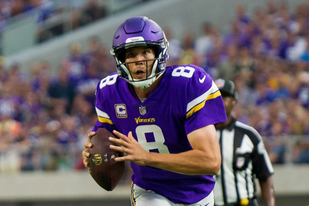 This Is Sam Bradford When He Had Two Relatively Good Knees Brad Rempel Usa Today Sports
