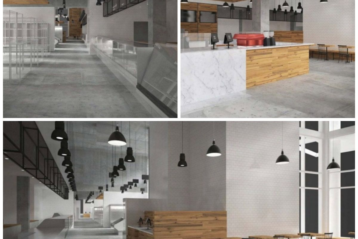 Renderings of The Market Hall's San Francisco outpost hint at what Seattle can expect.