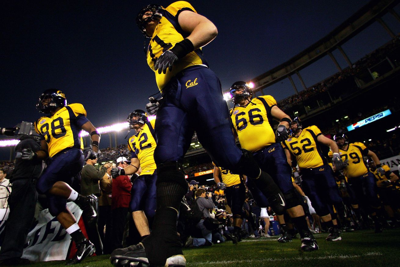 sports shoes d62b0 ec451 You Can Blame the Blue Pants! Cal Football Uniforms 2006 ...