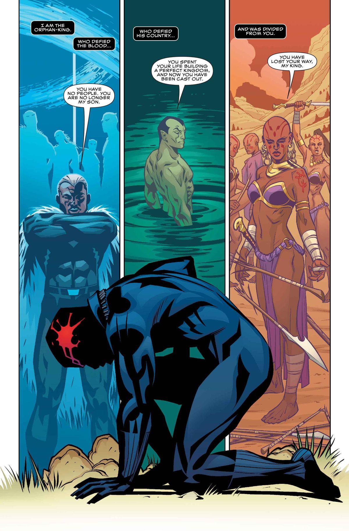 Black Panther no. 1 (Marvel)