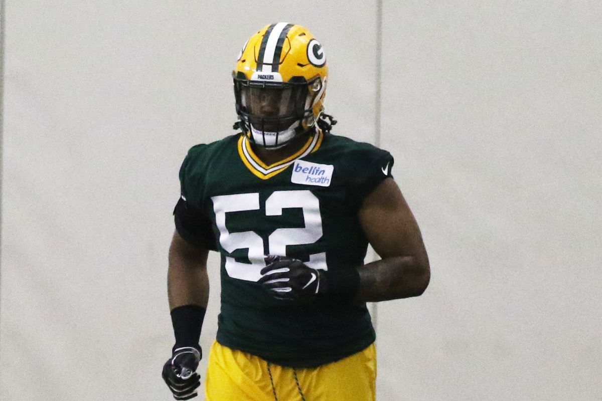NFL: MAY 03 Packers Rookie Orientation