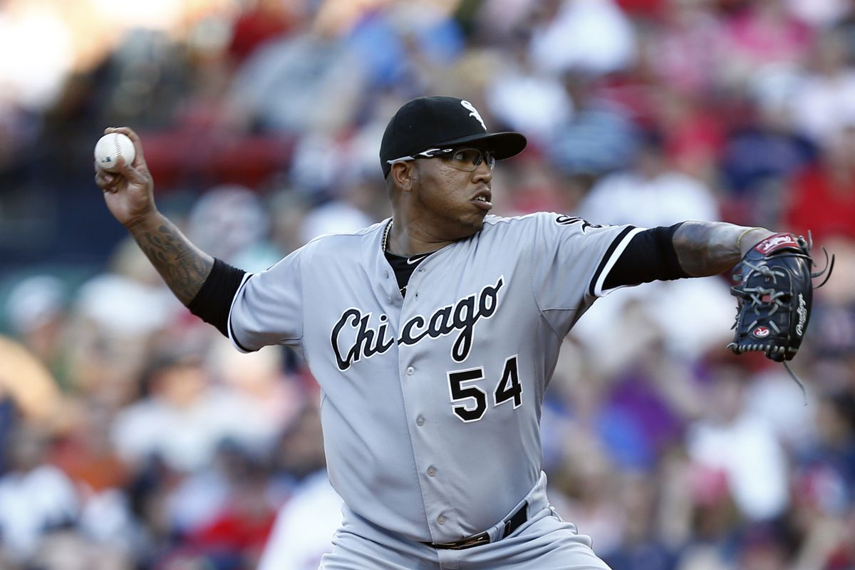 Ronald Belisario has turned out to be one of Chicago's top relievers.