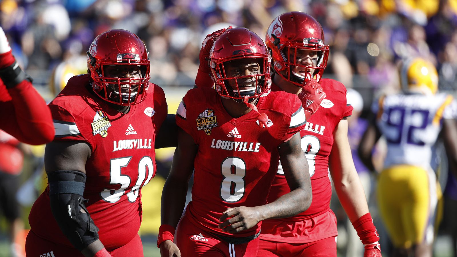 Louisville Football's Championship Odds More Than Double ...