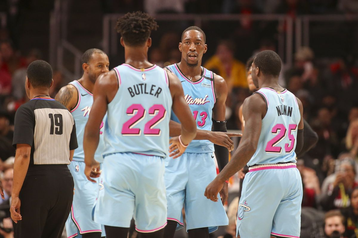 Miami Heat fourth quarter troubles explained by one number ...