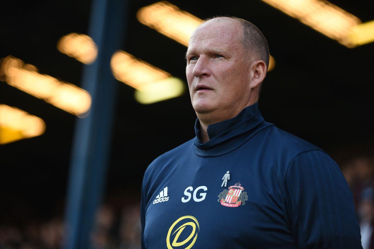 Bury v Sunderland - Carabao Cup First Round