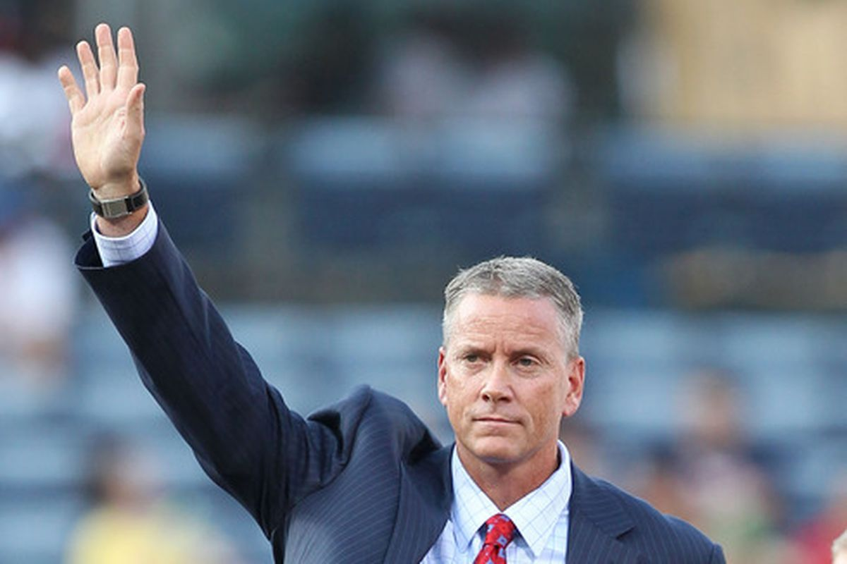 """Tom Glavine: """"If There's Room"""" Hall of Famer"""