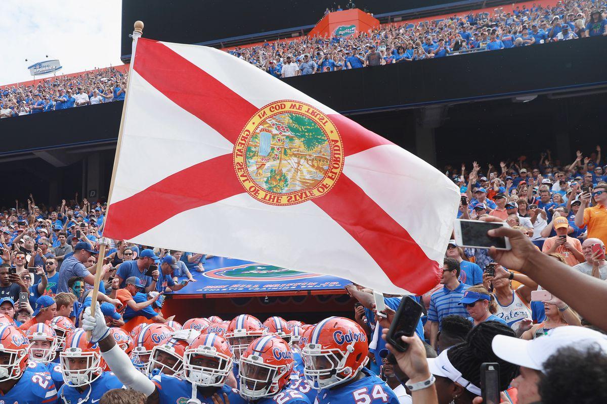 Tennessee v Florida