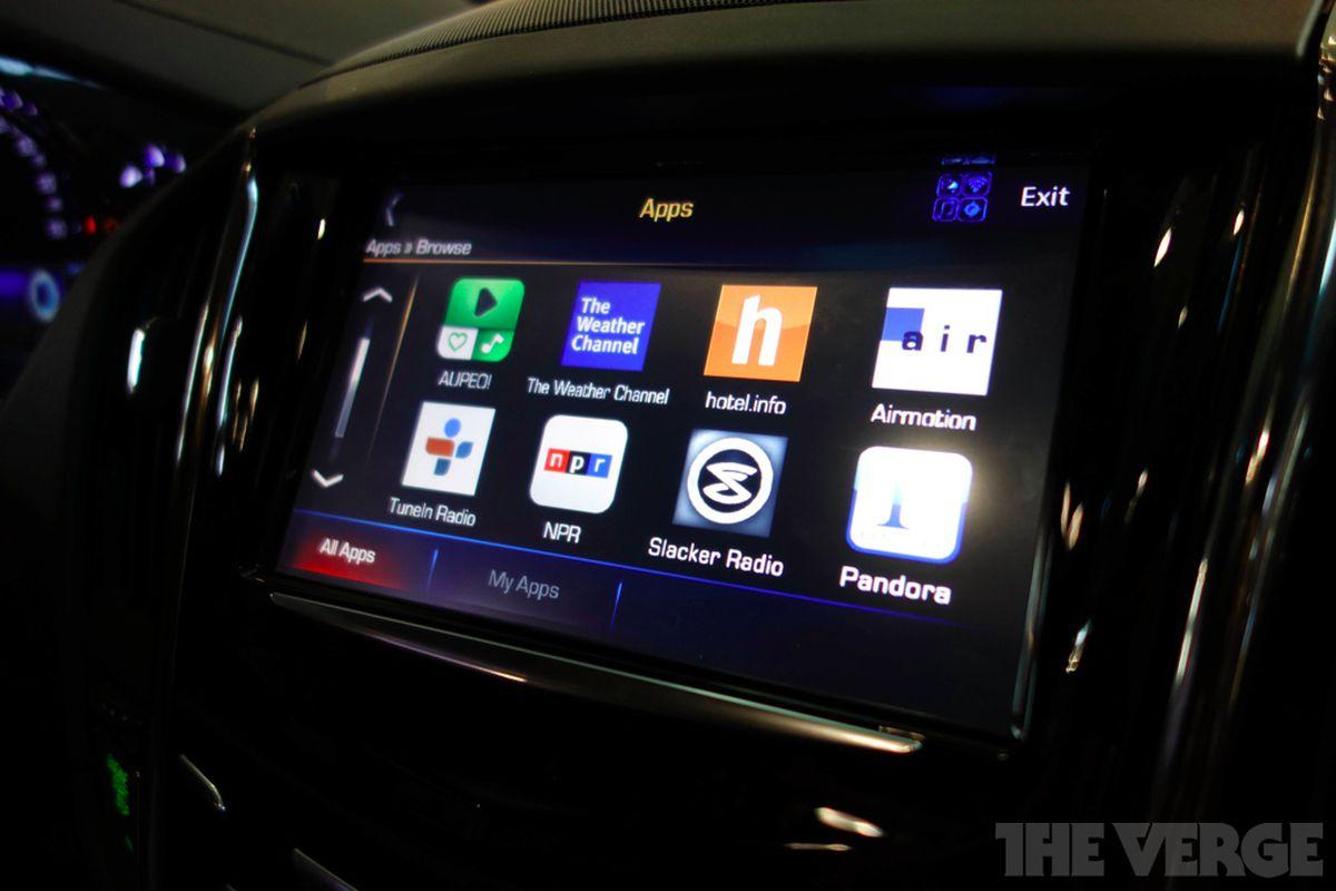 GM app demo