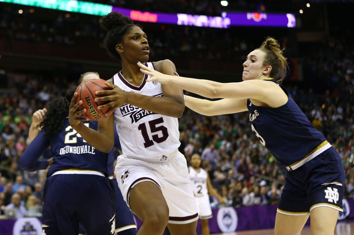 NCAA Womens Basketball: Final Four Championship Game-Notre Dame vs Mississippi State