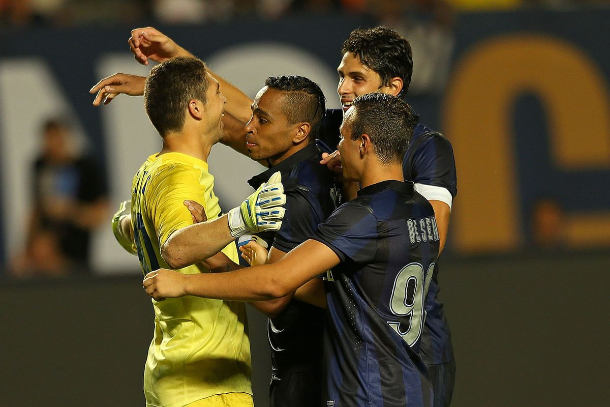 Inter beat Juve in the inaugural ICC