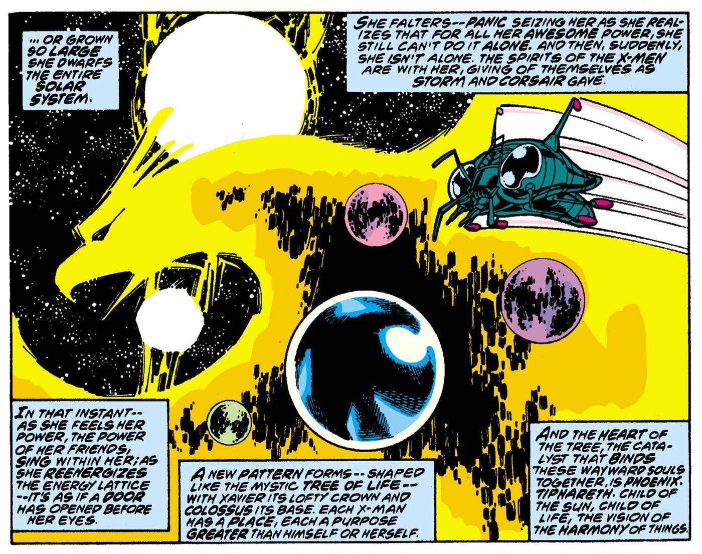 Dark Phoenixs Ending Is A Far Cry From The Original X Men