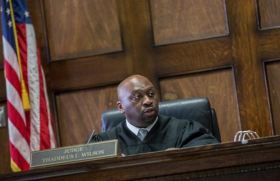 Cook County Circuit Judge Thaddeus Wilson.   Sun-Times files