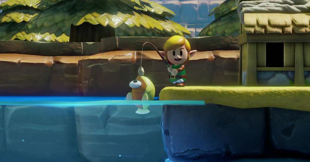 The Legend of Zelda: Link's Awakening gets release date, dungeon maker