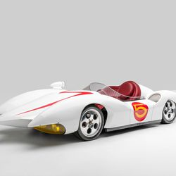 Mach 5, Speed Racer