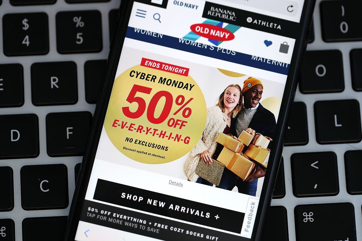 Shoppers Ready For Cyber Monday