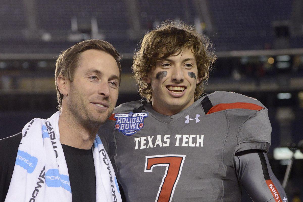 National University Holiday Bowl - Arizona State v Texas Tech