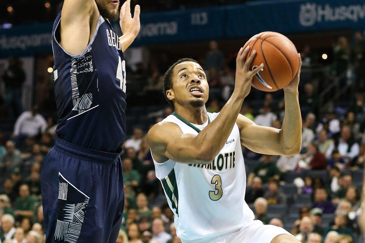 NCAA Basketball: Georgetown at Charlotte