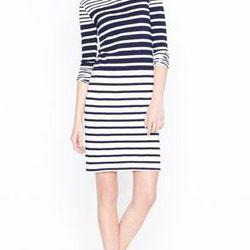 "<a href=""http://www.jcrew.com/womens_feature/NewArrivals/dresses/PRDOVR~93039/93039.jsp"">Patricia dress</a>, $145"