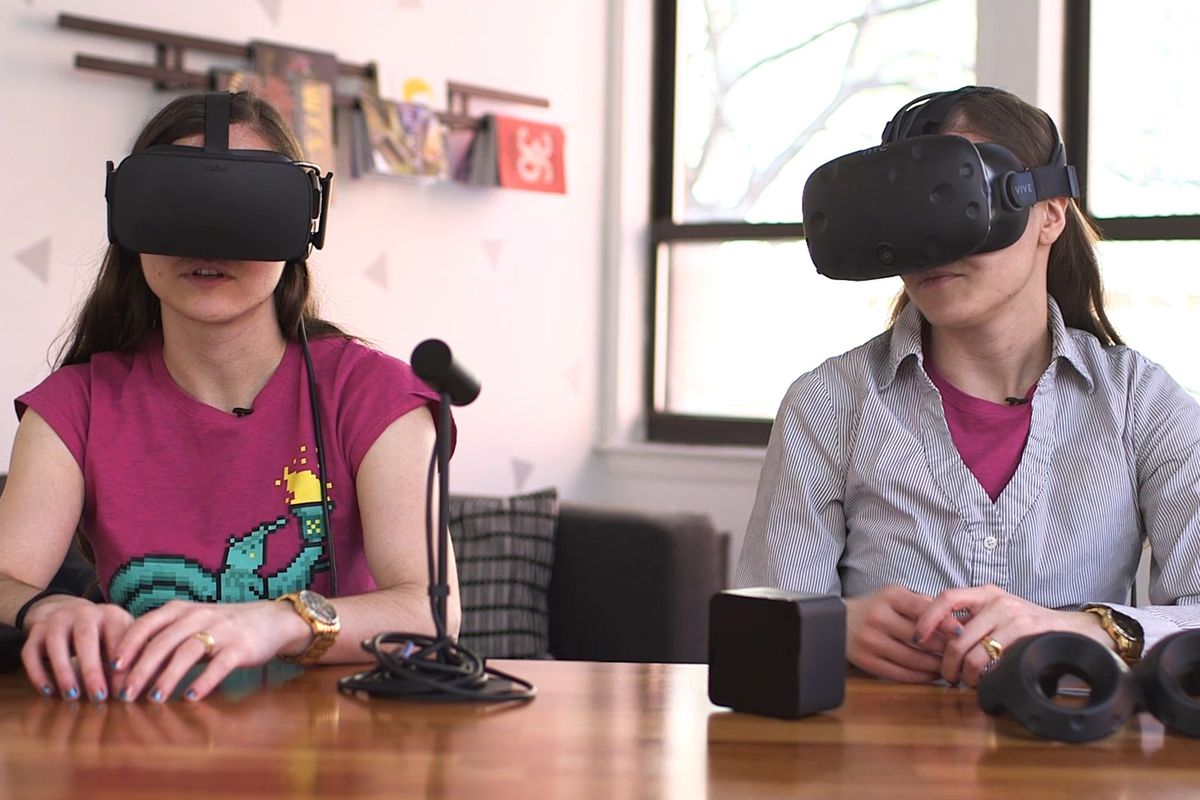 Oculus Rift update accidentally makes piracy easier - The Verge