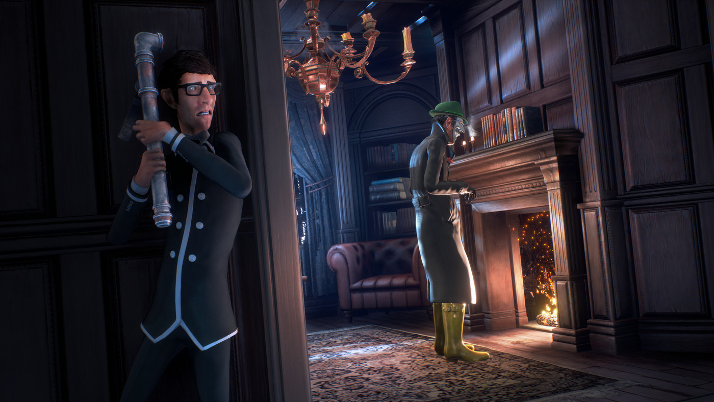 We Happy Few review: a creepy dystopia stuck to a bad game