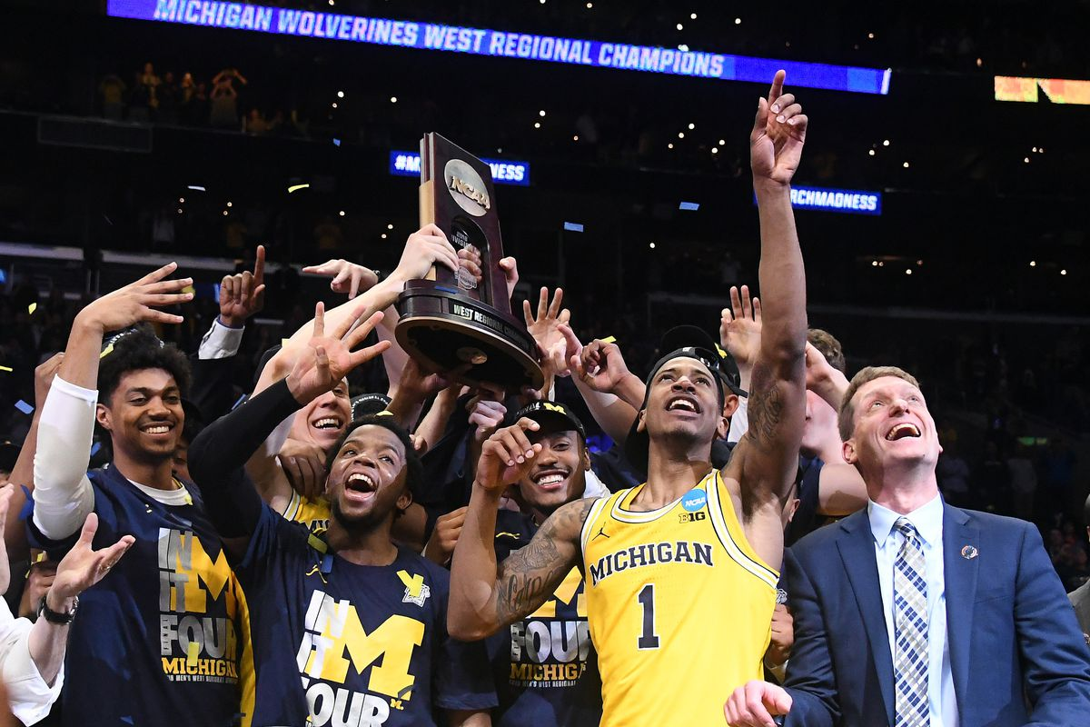 2018 19 Michigan Wolverines Basketball Season Preview Bt