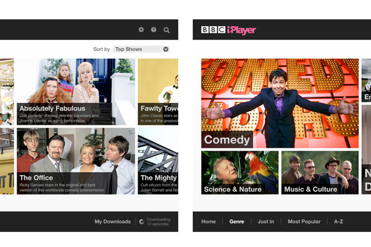 BBC iPlayer app for iPad released in Canada, costs C$8 99 a