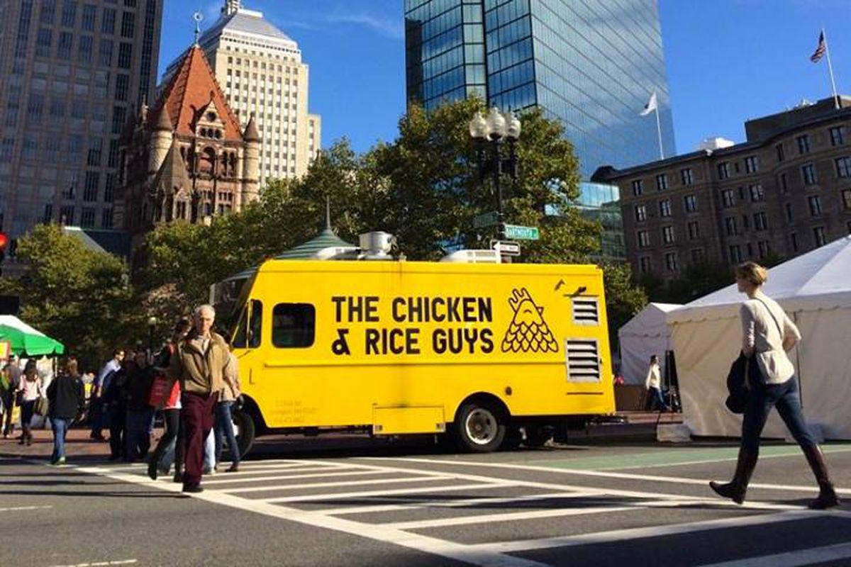 The Chicken & Rice Guys